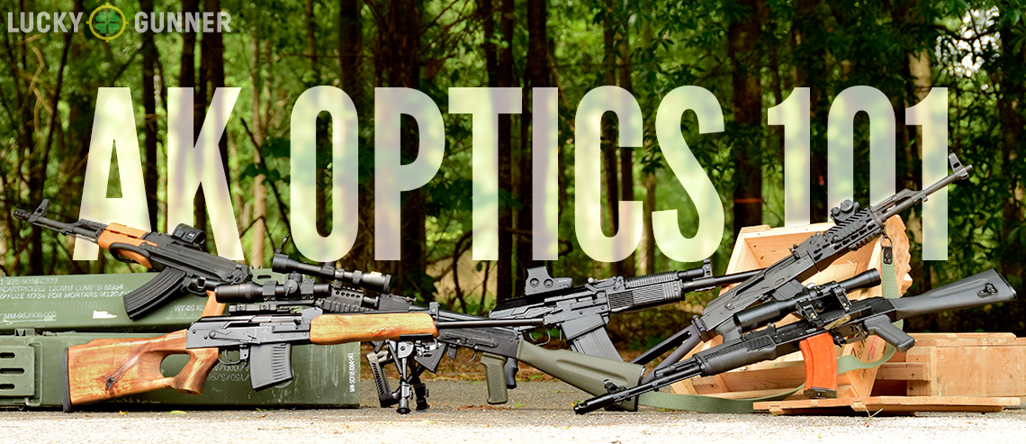 How To Mount Optics to an AK-47