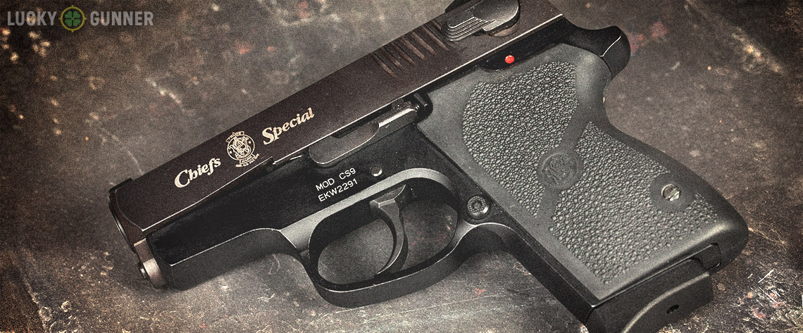 Guide to Smith & Wesson Semi-Auto Pistols & Their Model Numbers