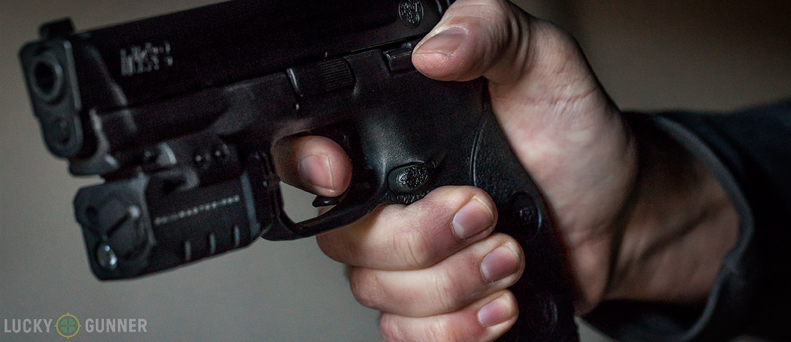 How to Grip a Handgun - Tips to Find a Proper Grip