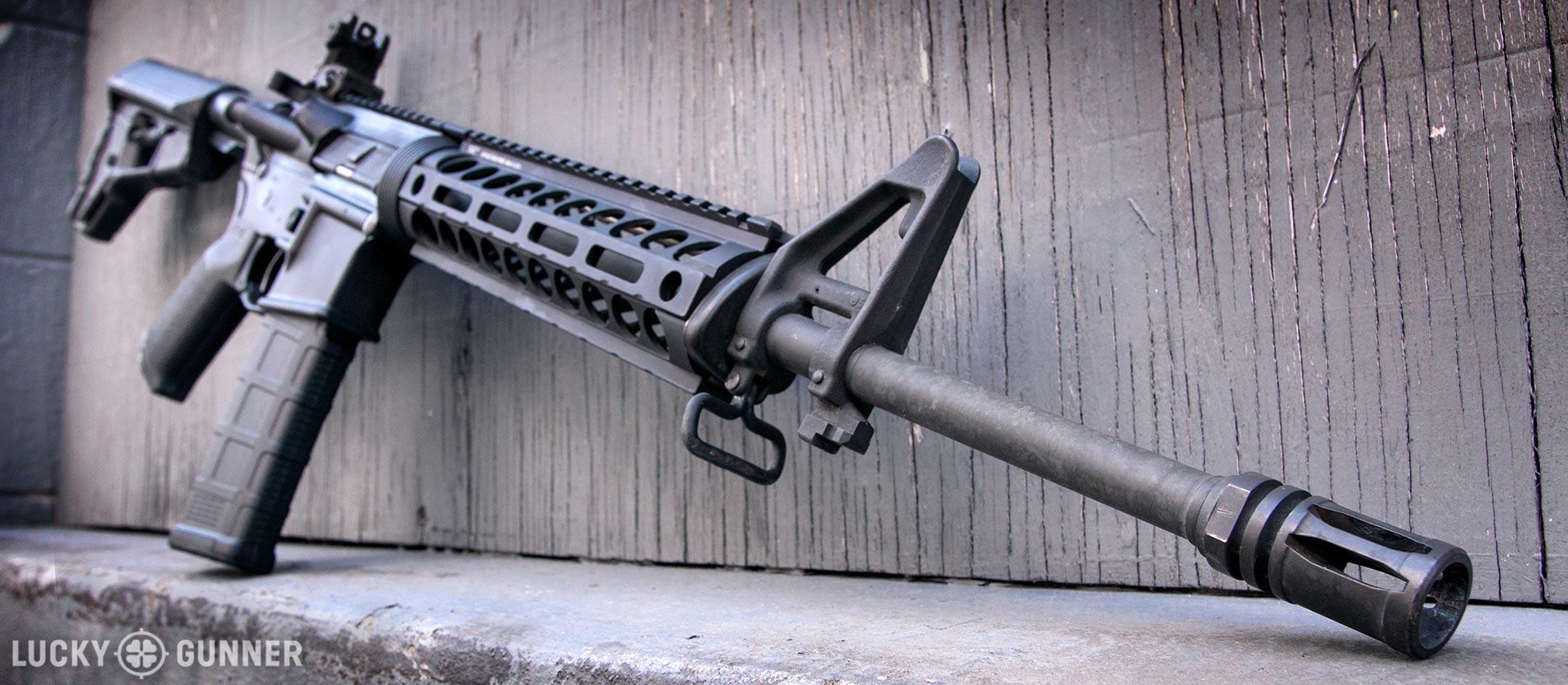 How to Use an AR-15