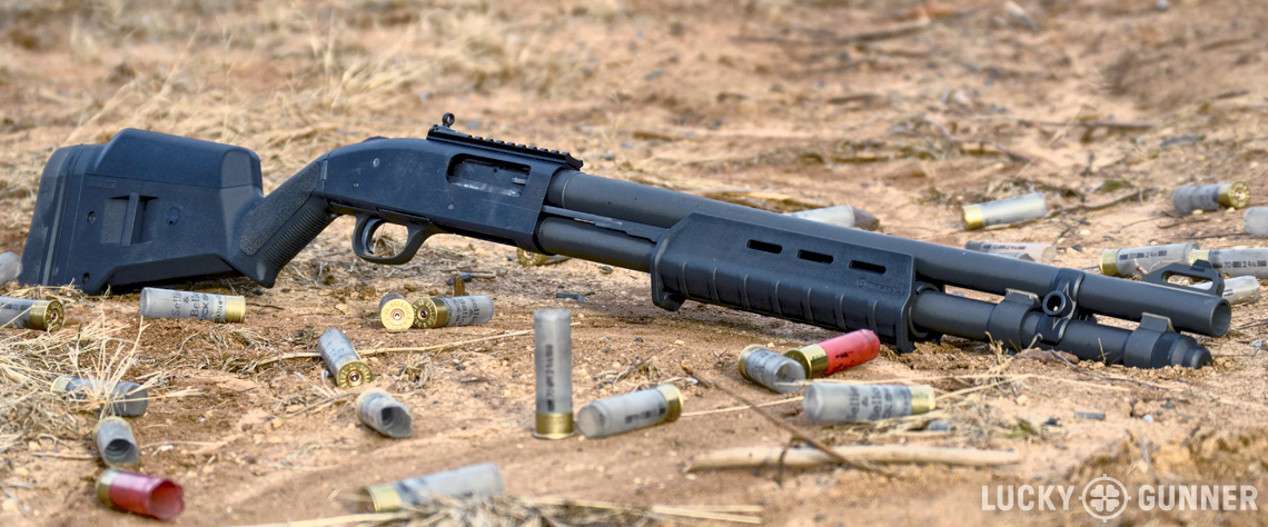 Review: Mossberg 590A1 Magpul Series - Lucky Gunner Lounge