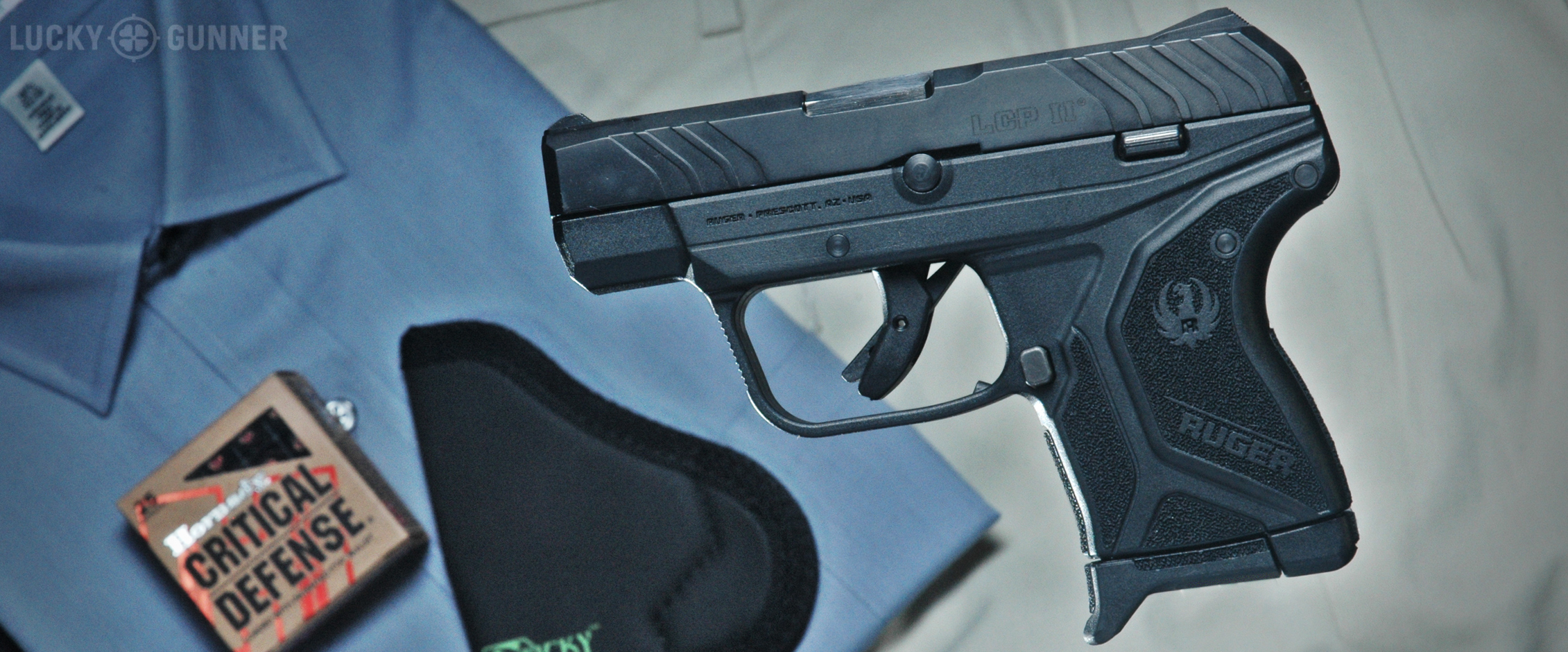 Pocket Pistols - Making The Best of A Bad Situation - Lucky
