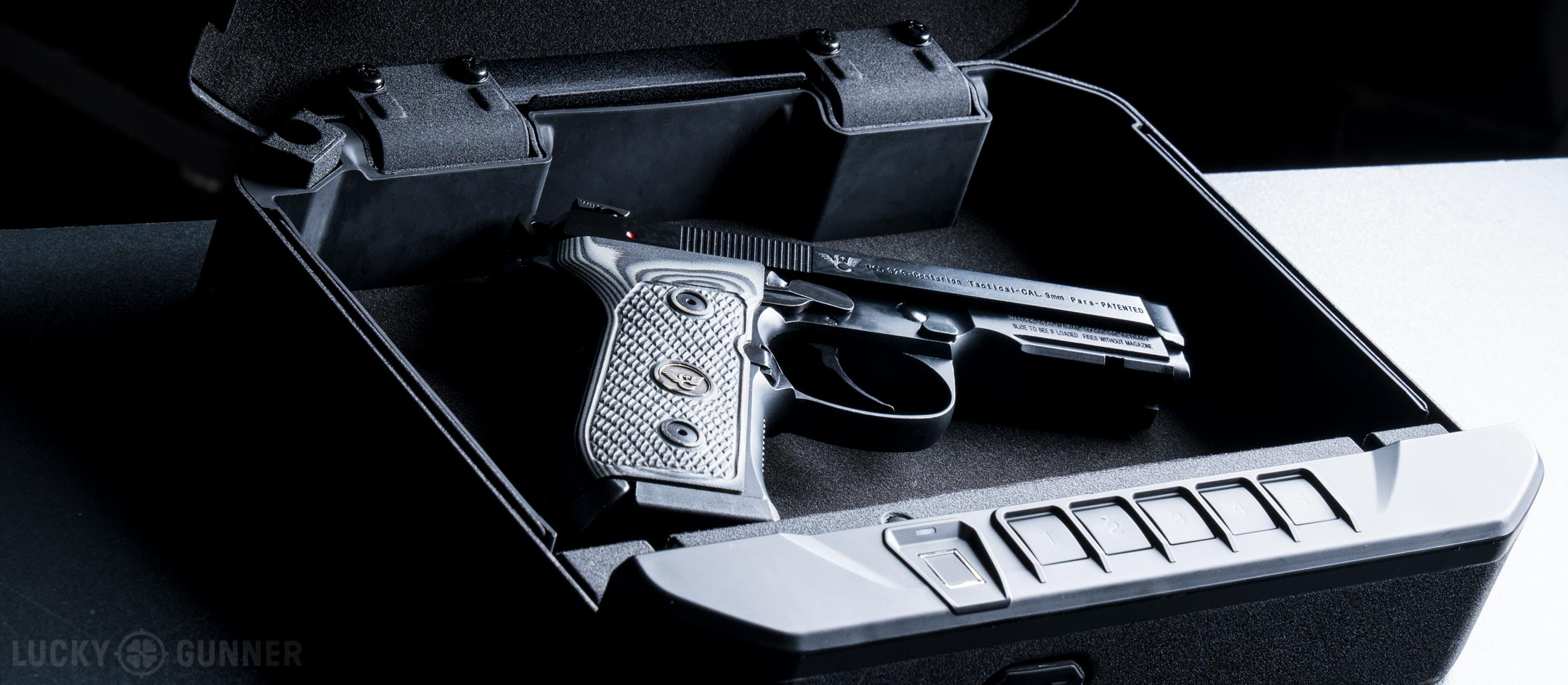 A Guide to Quick Access Pistol Safes - Lucky Gunner Lounge