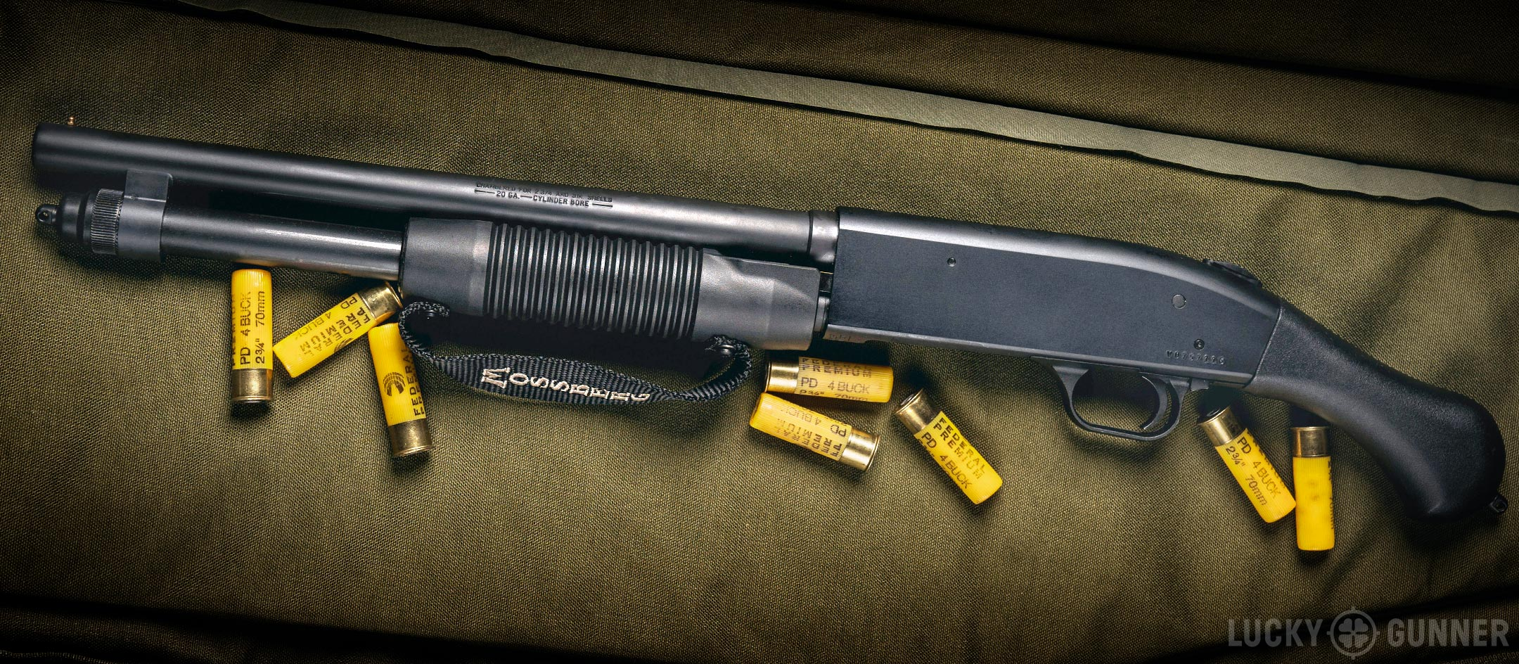 The Mossberg Shockwave is Mostly Useless - Lucky Gunner Lounge