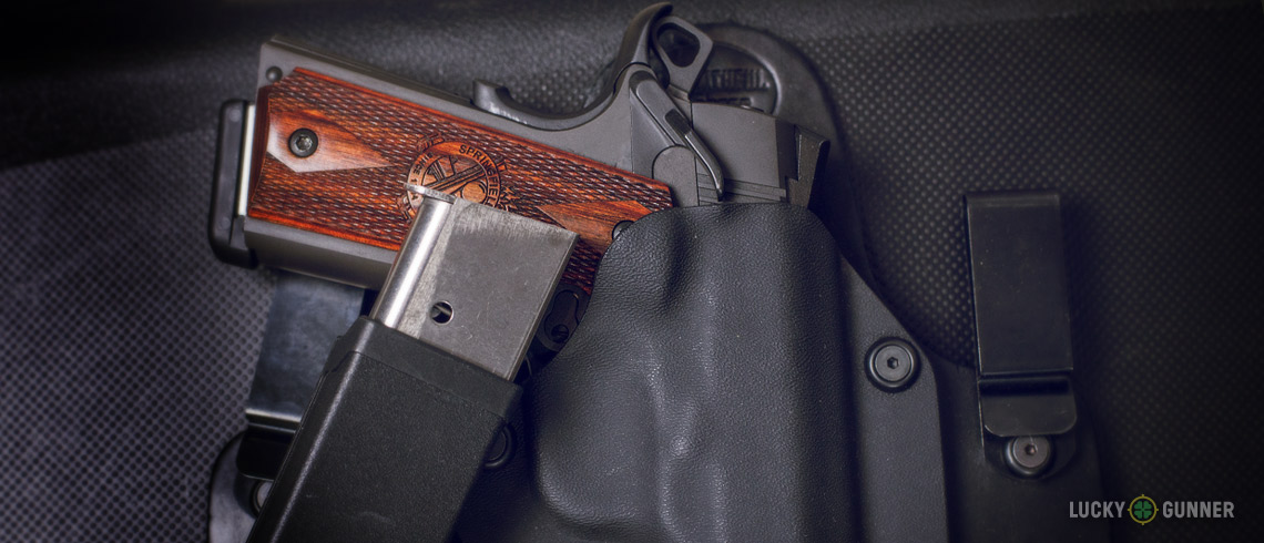Concealed Carry: Should You Carry a Spare Magazine?